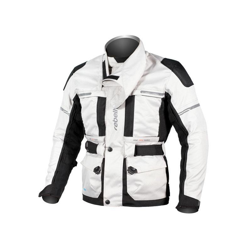 Rebelhorn Cubby II Pro jakna črna