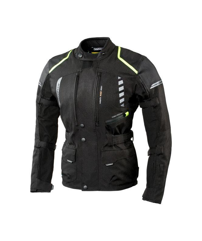 Rebelhorn Hiker II jakna črna