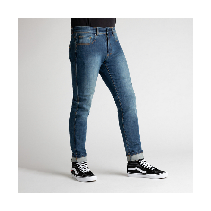 Broger California jeans Washed Blue