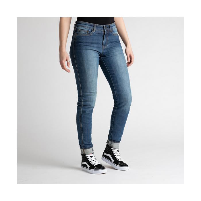 Broger California ženske jeans hlače Washed Blue